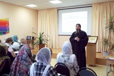 Семинар для педагогов и директоров воскресных школ прошел в Арзамасе