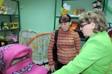 В Арзамасе расширили церковный гуманитарный склад