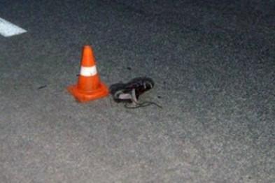 Перелом ноги получил пешеход в Арзамасском районе, пытаясь перейти дорогу в неустановленном месте