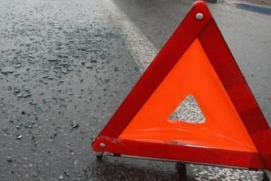 В Арзамасе при лобовом столкновении пострадал водитель