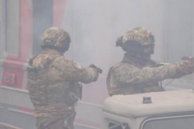 Масштабные учения по противодействию террористическим актам провели силовики в Арзамасе