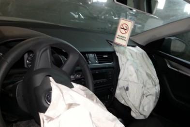 При столкновении двух автомобилей в Арзамасе пострадал подросток