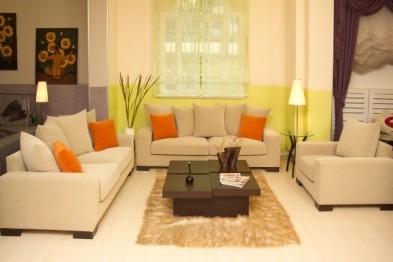Этапы дизайна гостиной