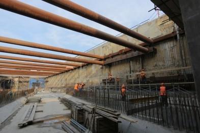 Долги по заработной плате за 2 месяца выплатили строителям нижегородского метро