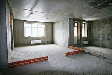 Ремонт квартиры происходит поэтапно
