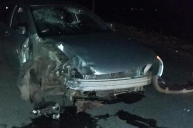 Пьяный водитель стал виновником аварии, в которой пострадали 3 девушки