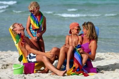 Самые лучшие курорты для отдыха с детьми
