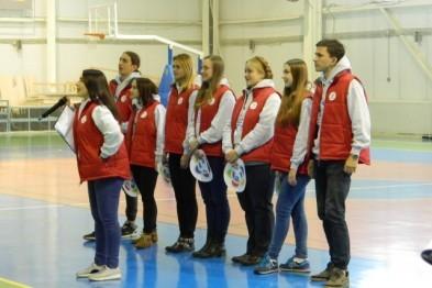 Делегацию XIX Всемирного фестиваля молодежи и студентов встретили в Арзамасе