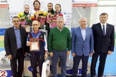 Инна Дериглазова стала трехкратной чемпионкой России на соревнованиях в Арзамасе