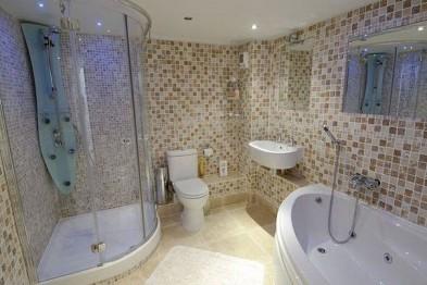 Благоустройство ванной комнаты