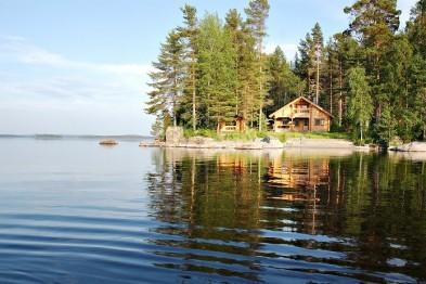 Места для отдыха с детьми. Едем в Финляндию!