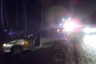 Четыре человека попали в больницу по вине водителя без прав, спровоцировавшего ДТП под Арзамасом