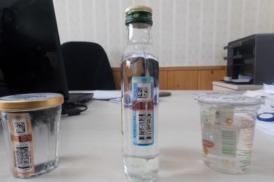 Более 20 бутылок контрафактного алкоголя изъяли полицейские в одном из супермаркетов Арзамаса