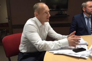 Евгений Богданов назначен на должность вице-губернатора Новгородской области