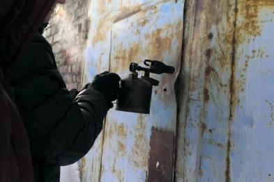Грабителей гаражей задержали в Дзержинске