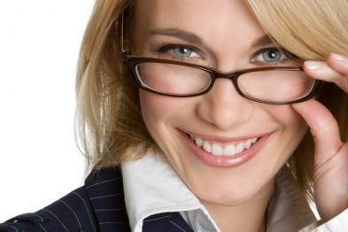 Компьютерные очки. Бережем зрение