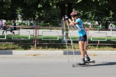 Спортсмены из Арзамаса успешно выступили на Всероссийских соревнованиях по лыжероллерам в Кстово