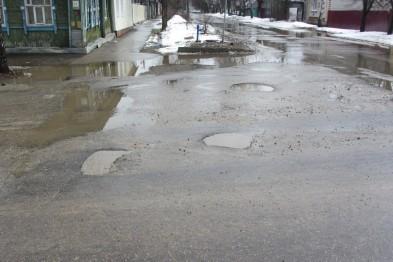 Дополнительные 30 млн рублей поступят на ремонт дорог в Арзамасе