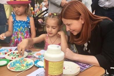 Новый современный детский городок открыли в Нижнем Новгороде
