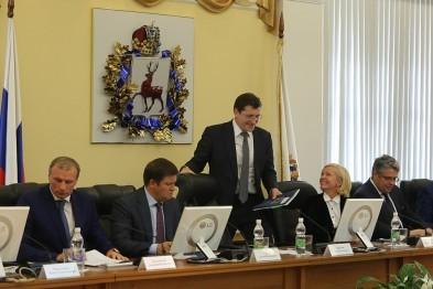 Глеб Никитин встретился с главами всех районов и городских округов в Арзамасе