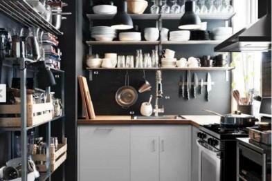Идеи для хранения кухонных мелочей