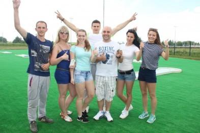 Управление спорта и молодежной политики администрации Арзамасского района провело квест-игру для молодежи