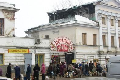 Незаконная торговля пресечена на центральном рынке Арзамаса