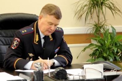 Прямая линия с начальником ГУ МВД России по Нижегородской области пройдет 23 июня