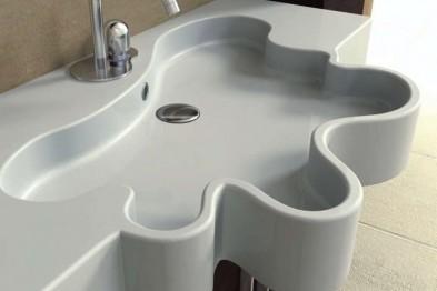 Как установить раковину в ванной комнате своими руками?