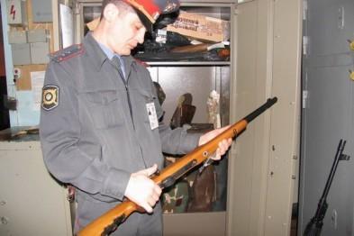 В Арзамасе проверили владельцев оружия