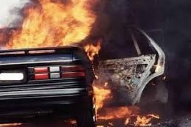Два автомобиля сожгли в Нижегородской области за минувшие сутки
