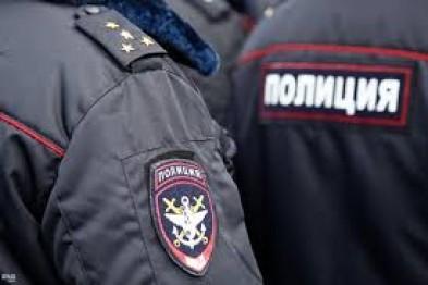 Полицейские задержали грабителя, отнявшего у избитого им мужчины деньги и планшет