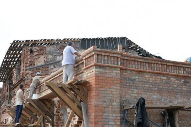 Восстановление Спасо-Преображенского монастыря в Арзамасе идет полным ходом