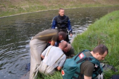 В селе Хватовка утонул мужчина