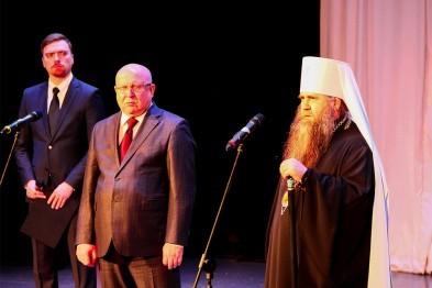 Вечер памяти Патриарха Сергия провели в Арзамасе