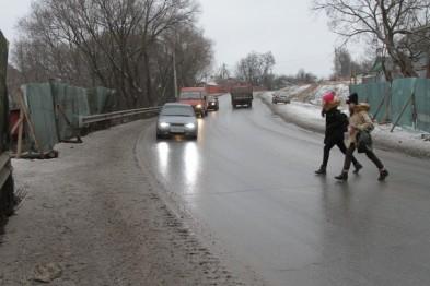Сбил 9-летнего ребенка и скрылся с места происшествия неизвестный водитель в городе Кстово