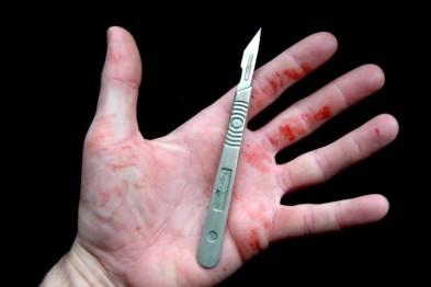 Нижегородские полицейские задержали рецидивиста, который порезал скальпелем мужчину