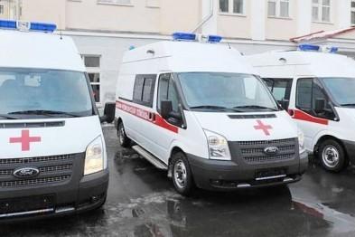 Работник детского центра сломал позвоночник и кости ступни, упав с банкетки