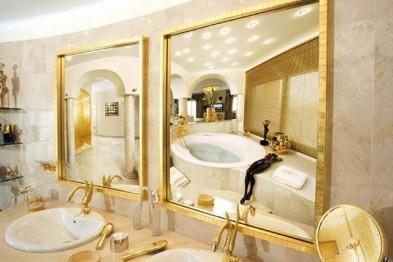 Использование зеркал в дизайне интерьера