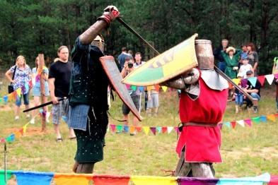 Арзамасцы поучаствовали в фестивале средневековой культуры во Владимире