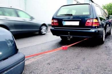 Буксировка автомобиля — пара советов для новичков