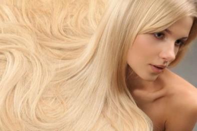 Осветление волос народными способами