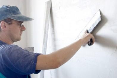 Инструменты для шпаклевания стены