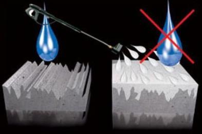Характеристики проникающей гидроизоляции