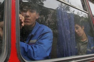Нелегального мигранта, который должен был покинуть пределы России задержали в Арзамасе