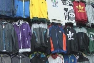 Контрафактную одежду и обувь под маркой известных брендов изъяли в одном из магазинов Арзамаса