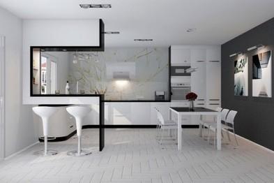 Стиль и дизайн кухни — барокко, кантри, хай-тек
