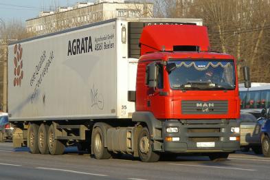 Ограничение на передвижение грузового транспорта вводится в Нижегородской области