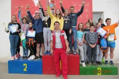 Сборная Арзамаса победила на втором этапе фестиваля ГТО