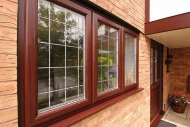 Деревянные окна (евроокна)